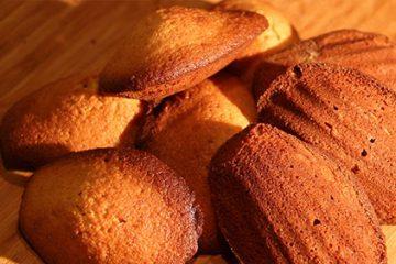 Pain d'épices au miel de sapin des Ruchers des Vosges du Nord