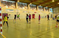L'avenir du handball de la région Grand Est est en formation à Sarreguemines