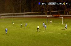 match de foot SFC - Schiltigheim