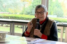 Ginette Kolinka a vécu l'enfer des camps d'extermination nazis et elle témoigne