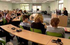 Les échanges entre les futurs infirmiers de Sarreguemines et Völklingen prennent une couleur européenne