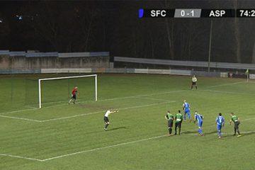 10eme journée de championnat de CFA2. Le SFC recevait Prix les Mézières, 2nd au classement. Les faïenciers ont éviter la défaite et s'en tirent avec un match nul.