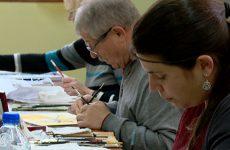 Immersion au foyer culturel - épisode 4 : Les apprentis peintres