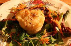 Muffins au Wintersbourg, un Munster à l'eau de vie bio