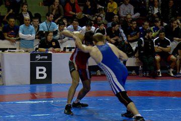 Finale du championnat de France de lutte à Soissons, Sarreguemines voulait sa revanche contre Besançon !