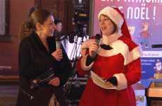 Emission spéciale pour souhaiter un joyeux Noël à nos téléspectateurs.