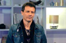 Gilles Volpato, président du Cercle nautique