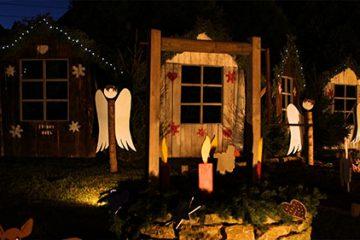 La féérie de Noël. Episode 2: l'animation d'une commune.