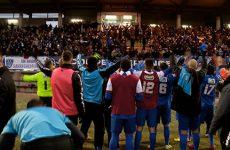 Samedi, le SFC a reçu le Stade de Reims pour le match de 32ème de finale.