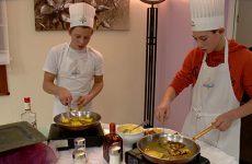 Les apprentis cuisiniers de la fondation Paul Bocuse ont reçu leurs diplômes.