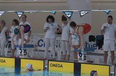 Championnat pour le Cercle Nautique Les jeunes nageurs de Lorraine étaient en compétition ce week-end.