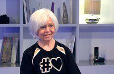 Jacqueline Schutz, responsable départementale de la communication des Restos du Coeur