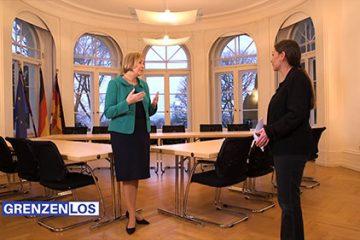 Patricia Oster-Stierle, présidente de l'université franco-allemande