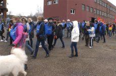 les salariés de Neuhauser se mobilisent à nouveau pour faire entendre leur voix et sauver leur emploi.