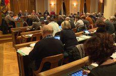 Retour sur la 2ème session de la C.A.S.C. consacrée aux commissions et aux délégués du conseil.