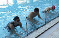 2ème édition du Triathlon aquatique de France. organisée par le Tri Athlétic-club de Forbach.