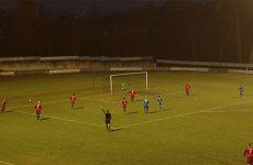 Les joueurs du Sarreguemines Football Club recevaient Haguenau.