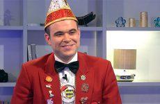 Joris Hemmert, président de la société carnavalesque vous invite à la fête.