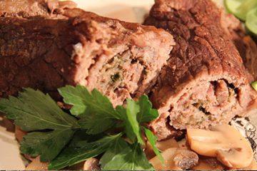 Roulades de bœuf de l'EARL de l'Albe.