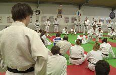 Des champions de judo étaient à Sarreguemines pour 3 jours de stage.