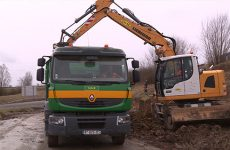 Une aire de covoiturage sera bientôt aménagée à Hambach.