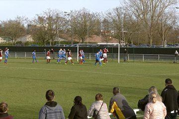 résumé match de foot Metz-SFC