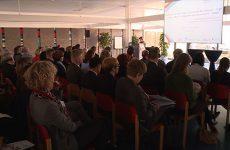 Le Ministère sarrois de l'Economie à Sarrebruck a accueilli le lancement du CAMT.