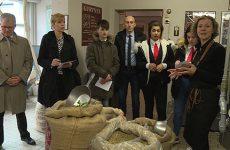Les cafés Gurtner sont en partenariat avec le Lycée Simon Lazard pour la formation des jeunes.