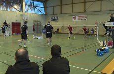 Le Sarreguemines Badminton Club préserve sa seconde place.