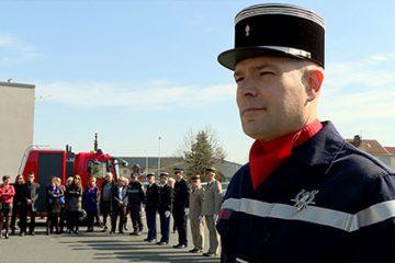 Le Capitaine a officiellement pris le commandement de la brigade.
