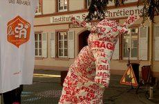 Les animaux peuvent compter sur le soutien des élèves du collège du Himmelsberg.