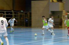Handicapés ou non, ils aiment le foot et ils ont partagé ensemble leur passion.