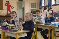 Travaux et déménagements à Neufgrange La mairie continue d'aménager le groupe scolaire Saint-Joseph.