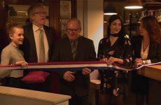 Restaurant Victoria de Wittring Le nouvel agencement intérieur vient d'être inauguré.