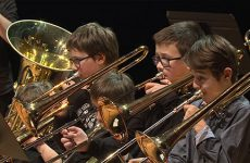 Master-class et concert pour les élèves du conservatoire