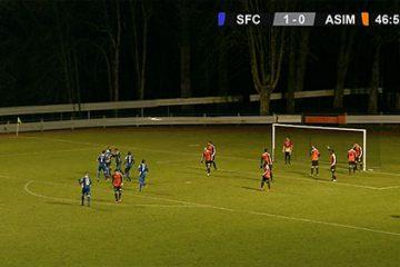 SFC face à Illzach-Modenheim