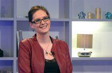Julie Kieffer, directrice des musées de Sarreguemines