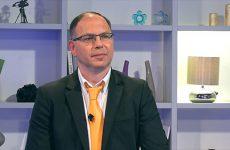 Matthieu Turlure , Directeur de l'usine Continental de Sarreguemines, fait le point sur les objectifs de l'entreprise.