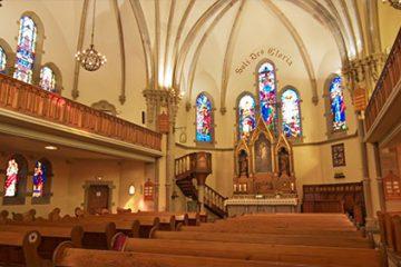 1517, la réforme de Martin Luther - épisode 4 : l'église protestante à Sarreguemines.