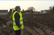 Grundviller s'étend Le chantier du nouveau lotissement est bien avancé.