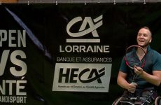 Tennis : finale de l'open AVS Santé