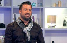 Christophe Masuccio a créé son entreprise et sillonne le ciel avec ses drones.