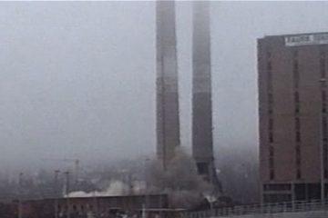 Centrale de Grosbliederstroff - épisode 5 : la fin de la centrale et le projet Esys.