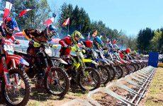 200 motards au départ du circuit de Martinsthal