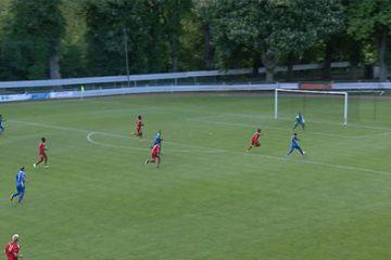 Résumé du dernier match de la saison pour le Sarreguemines FC qui rencontrait Strasbourg2.