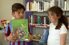 Une nouvelle bibliothèque vient d'ouvrir à Loupershouse.