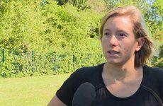 Aurélie Muller revient sur les performances qu'elle a réalisées lors de cette compétition.