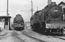 Mémoires ferroviaires - épisode 2 : un train pour Sarreguemines.