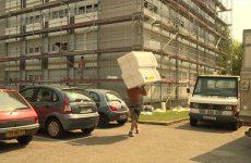 Les chantiers subissent la chaleur de plein fouet, les ouvriers aussi