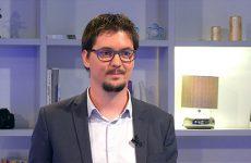 Alexandre Ockler du Pôle Exploitation ATMO GRAND EST explique les conséquences de la canicule.